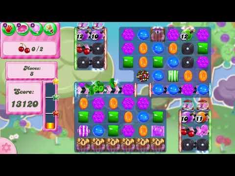 Candy Crush Saga Level 2978 NO BOOSTERS