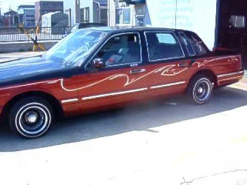 junbug lines lincoln town car 39 96 youtube. Black Bedroom Furniture Sets. Home Design Ideas