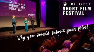 TriForce Short Film Festival 2019 | Submit your film!