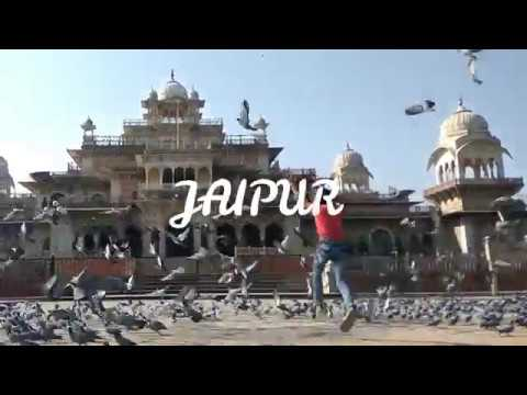 India Travel Vlog: Jaipur