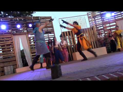 an analysis of sampson and gregory challenging abraham and balthasar to a duel Characters in this part are- gregory,sampson, abraham, benvolio, tybalt lady capulet,documents web viewromeo juliet acts i -v name _____ block _____ 1 why do sampson and gregory fight with montague's men.