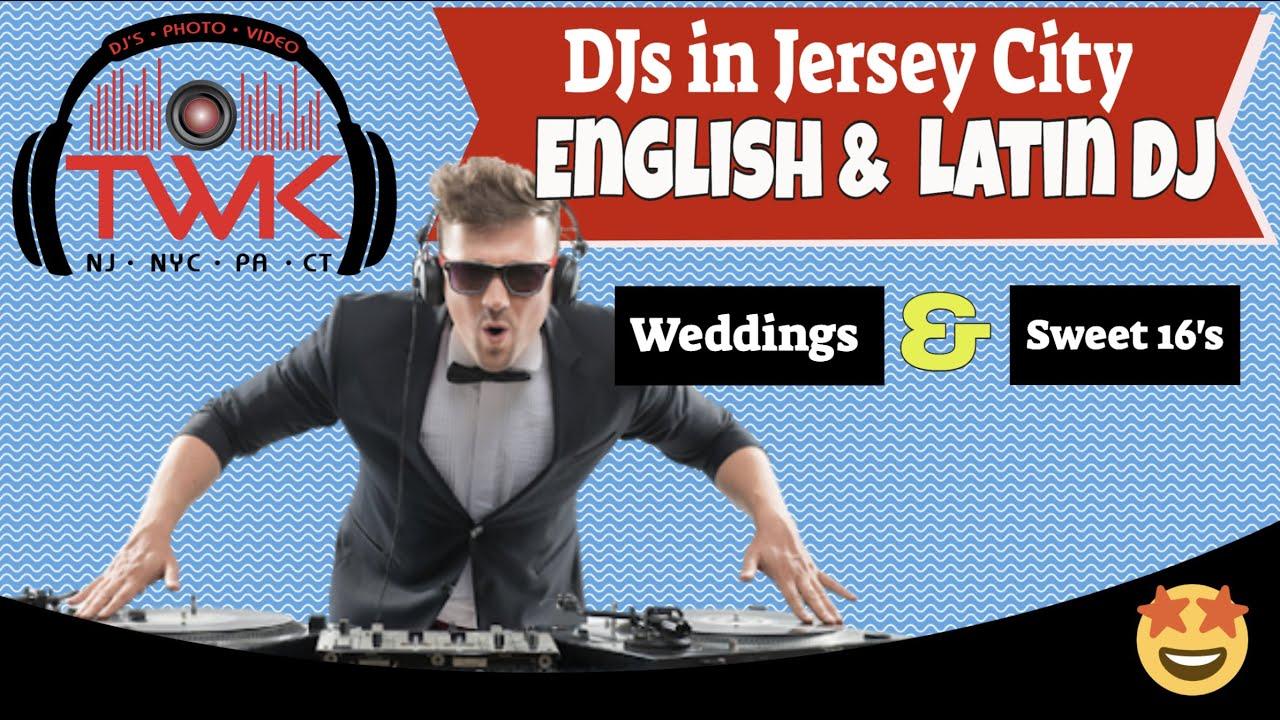 ⭐⭐⭐⭐⭐ Wedding DJ In South Jersey   TWK Events ~ DJ In South Jersey   Latin DJ South Jersey