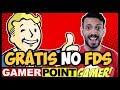 FALLOUT 4 GRÁTIS no FDS / UBI ADIA JOGO de PIRATAS - GAMER POINT