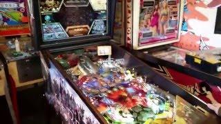 Hobbit Pinball Test Machine - Overview and Gameplay - RAW