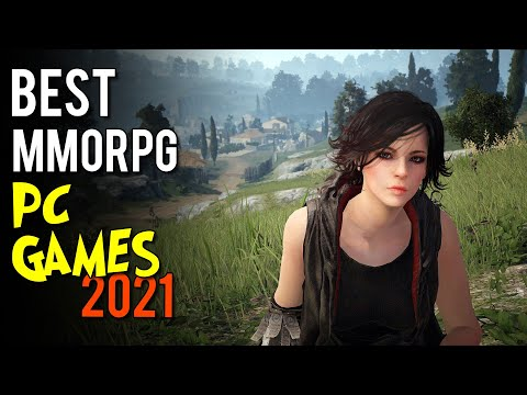 Best MMORPG PC Games of all Time  Playable in 2021
