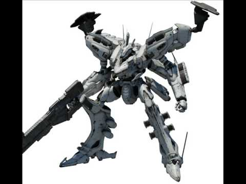 Armored Core 4 OST - Fall (Seed A Barren Earth/Final Boss)