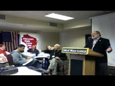 Crime Stoppers 101 & Legal Issues By Judge Richard W. Carter (Ret.)