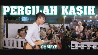 Download PERGILAH KASIH - CHRISYE (LIRIK) COVER BY TRI SUAKA
