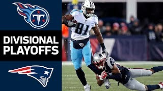 Download Titans vs. Patriots | NFL Divisional Round Game Highlights Mp3 and Videos