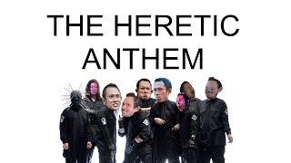 Matt Heafy (Trivium) - Slipknot - The Heretic Anthem I Acoustic Cover