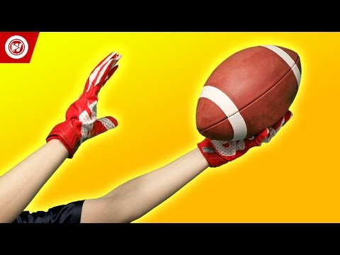 Football Catches You Need To See To Believe