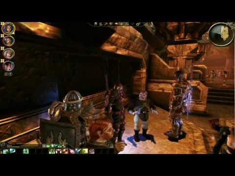 Dragon Age: Origins PC - Drunken Dwarven Karaoke