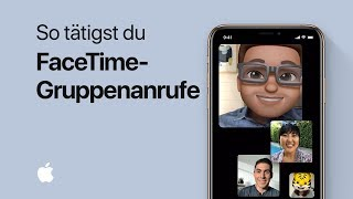 So tätigst du FaceTime-Gruppenanrufe auf deinem iPhone, iPad oder iPodtouch