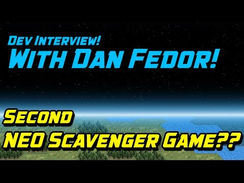 Interview with a Game Developer -  Dan Fedor!  A second NEO Scavenger game?