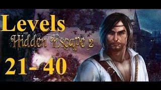 прохождение игры Hidden Escape 2  100 Doors Journey