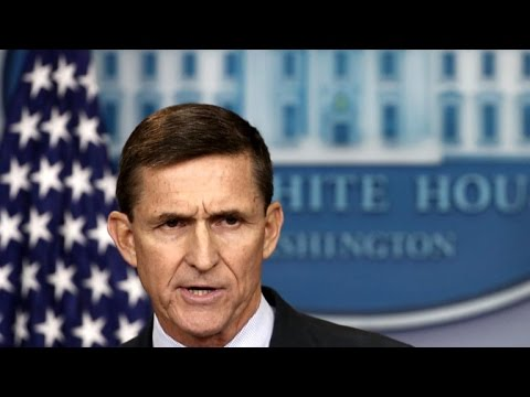 Report: Flynn talked Russian sanctions before Trump took office