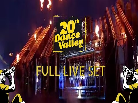 Brennan Heart | Live Set | Dance Valley 2014