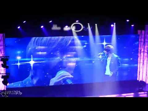 Vietsub [fancam]  Yesung Waiting for you