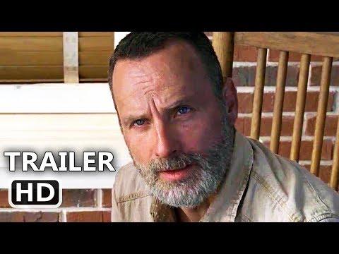 THE WALKING DEAD Season 9 Official Trailer (2018) TV Show HD