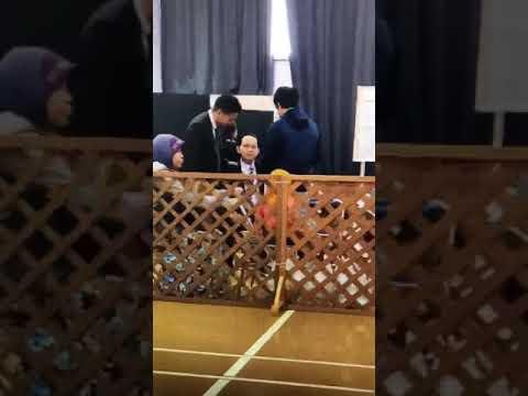 Insiden Pemukulan di acara perhitungan suara PPLN Tokyo