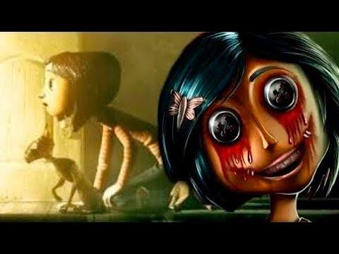 Coraline y la Puerta Secreta: La Verdadera Historia | Rembao