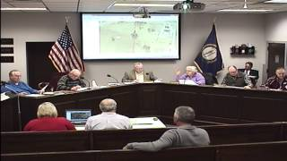 Planning Commission Meeting - 01-17-2017