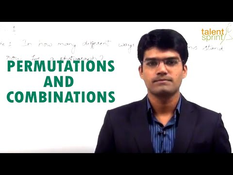 Permutations and Combinations || IT Careers