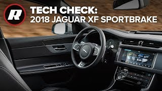 Tech Check: Inside the 2018 Jaguar XF Sportbrake thumbnail