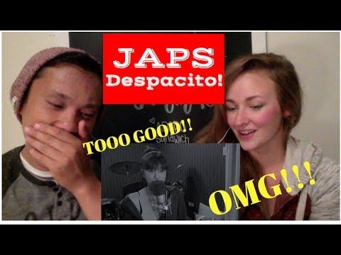 Despacito (cover) - Julie Anne San Jose REACTION