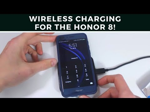 Wireless Charging For The Honor 8!!!