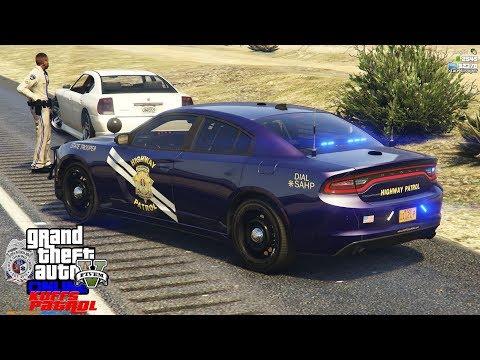 GTA 5 Live Multiplayer Police Roleplay KUFFS FiveM #385