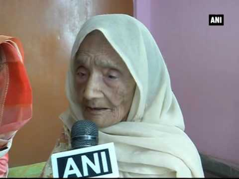 Watch : How Daughter Beats 85-Year Old Mother Mercilessly