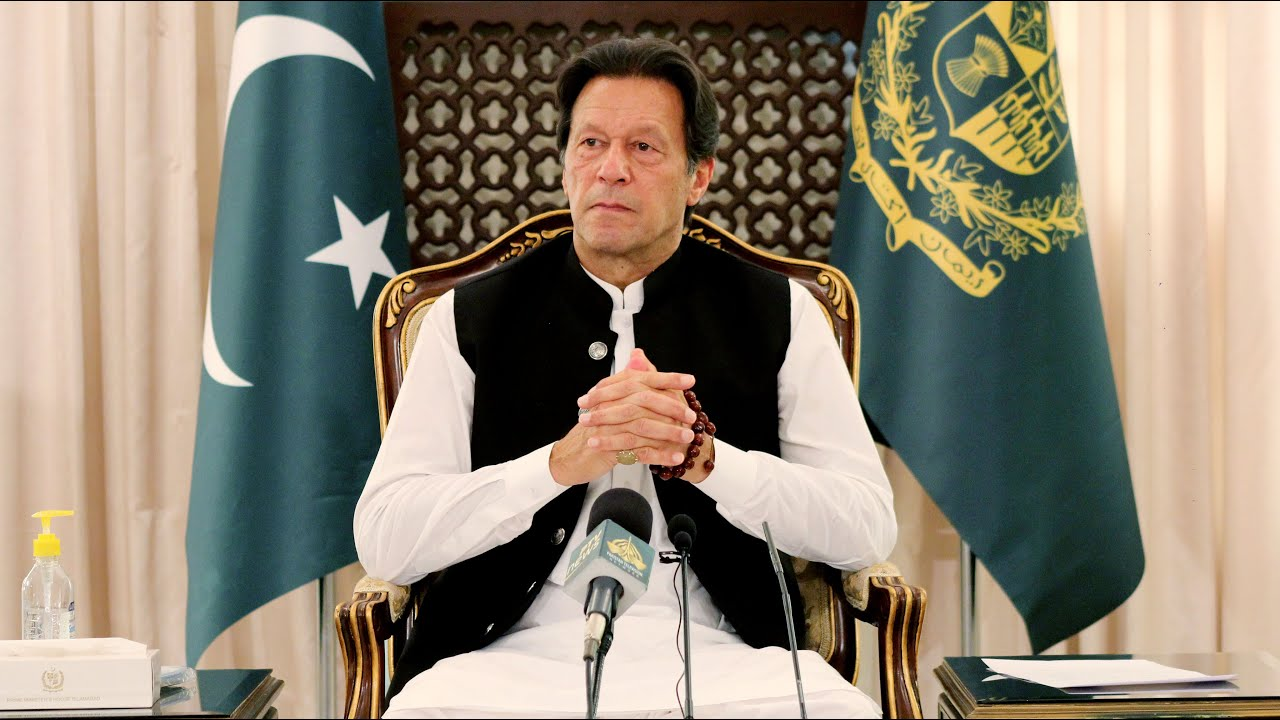 Prime Minister Imran Khan's Media Talk over COVID19 (15.05.2020)