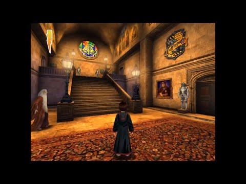 Nostalgia ASMR   Playing Harry Potter & The Sorcerer's Stone   Old PC Game thumbnail