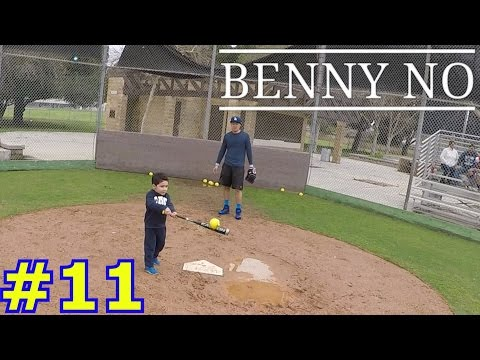 LUMPY CRUSHES A SOFTBALL! | BENNY NO | VLOG #11