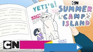 Летний лагерь   Саксофон возвращается домой   Cartoon Network