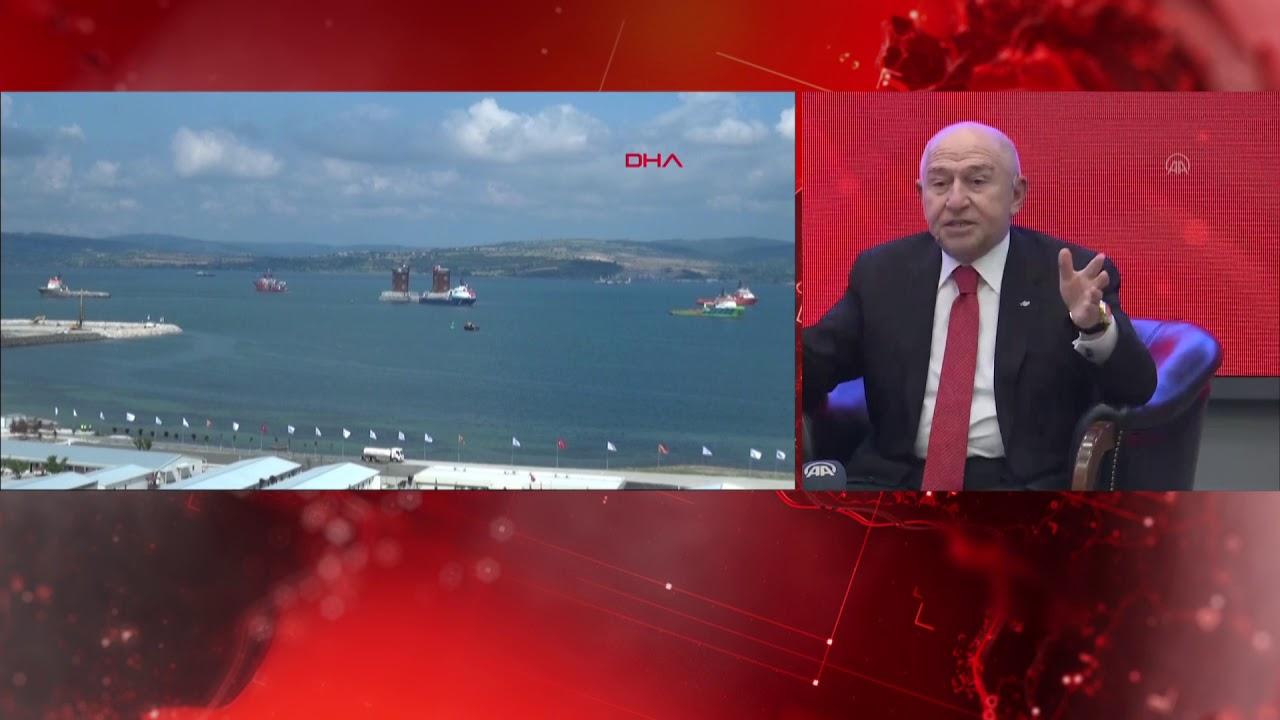 Korona virüsü Çanakkale Köprüsü'nü de vurdu... Wuhan detayını Nihat Özdemir anlattı