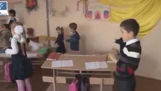 Фрагмент урок української мови, 2 клас. Тема: