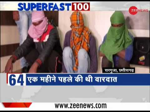 News 100: RJD leader meets Lalu Yadav at Birsa Munda Jail in Jharkhand's Ranchi