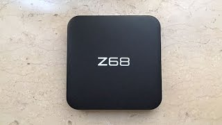 [Recensione] Box TV Android Z68