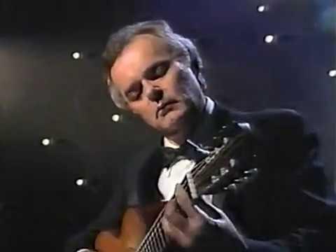 CLASSICAL GAS Live 1988 — Mason Williams