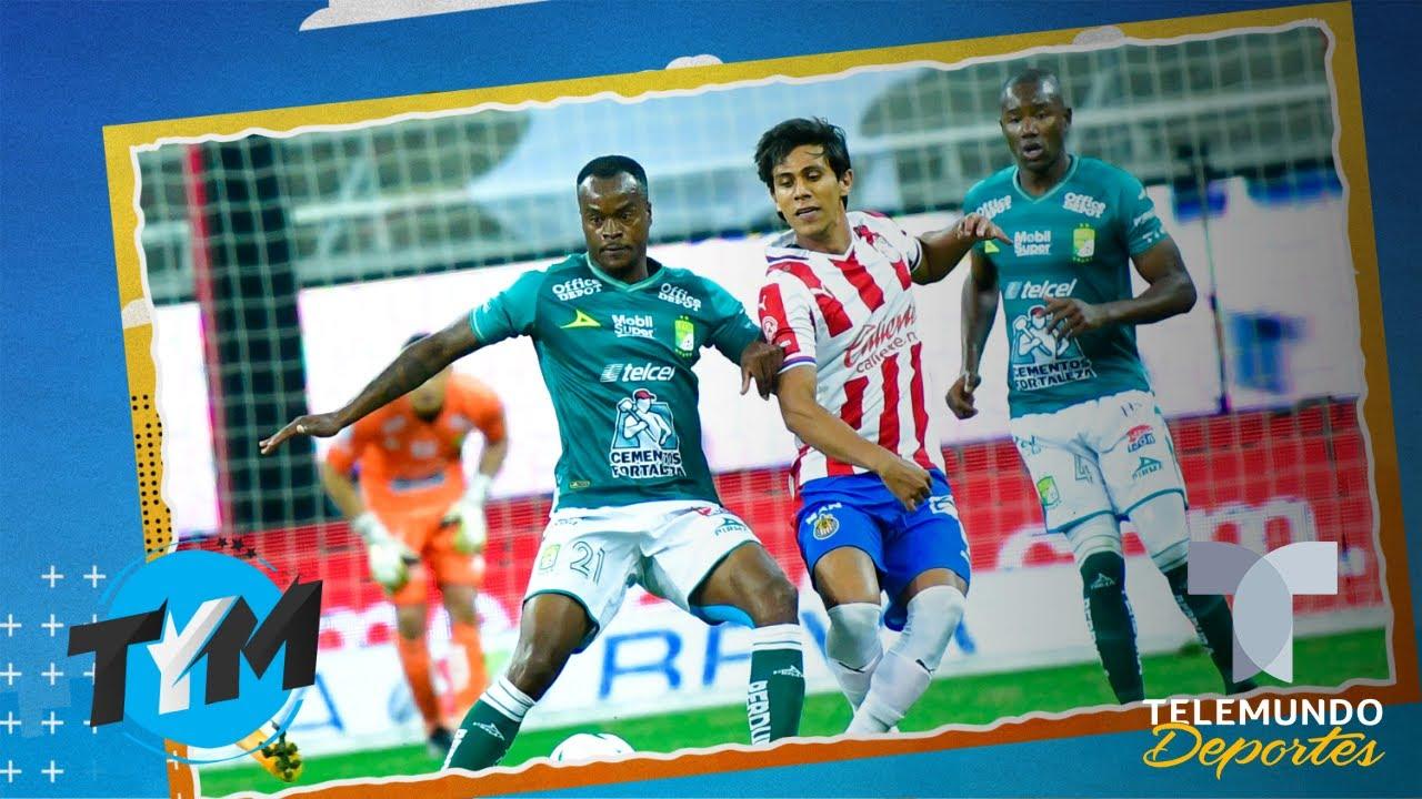Chivas empató con León e irá por la hazaña | Telemundo Deportes