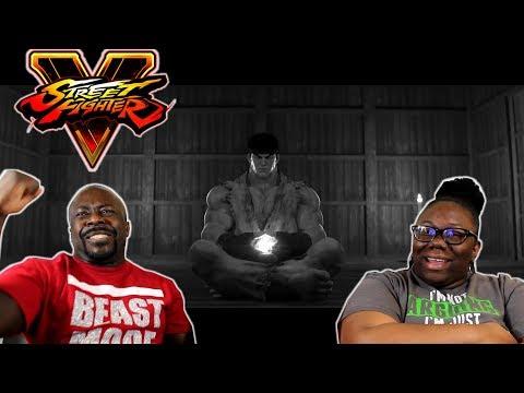 Street Fighter V: Arcade Edition Game Trailer {REACTION}