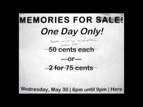 Memories For Sale : Union Station, 5/30/2012, K. Lovich