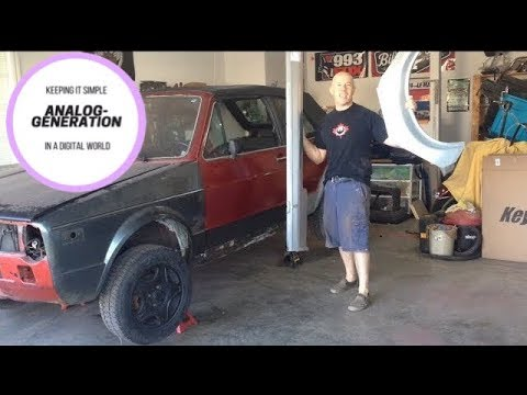 Fixmyrust Com Panel Install And Review Part 3 1980 Mk1 Vw Rabbit