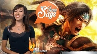 Dynasty Warriors 8 first look - Jess Says