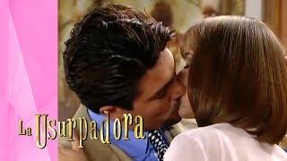 Paulina se reencuentra con Carlos Daniel La Usurpadora Televisa