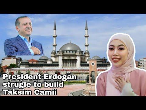 Taksim Camii   Indonesian Reaction   Taksim Mosque   New Mosque in Istanbul, Turkey 🇹🇷