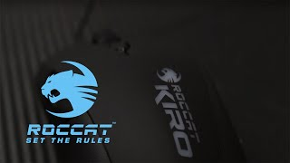 Roccat Kiro Unboxing & Review