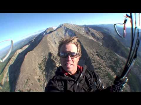 Paragliding Mt. Sopris Hike & Huck with the Red Bull Air Force HD